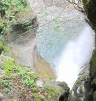Seythenex cascade