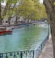 Annecy weather and things to do