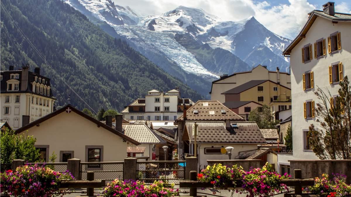 Hotels Near Chamonix Mont Blanc