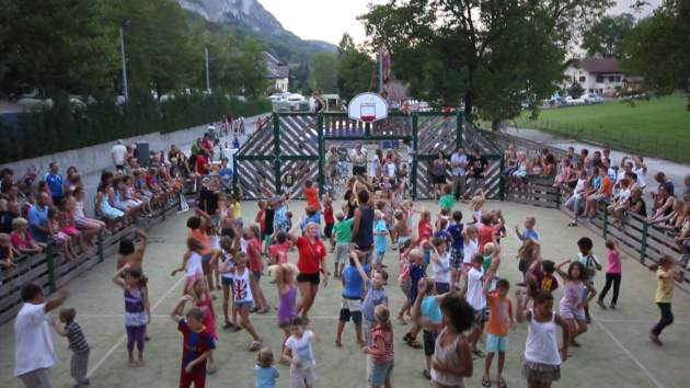 Camping Les Fontaines animations