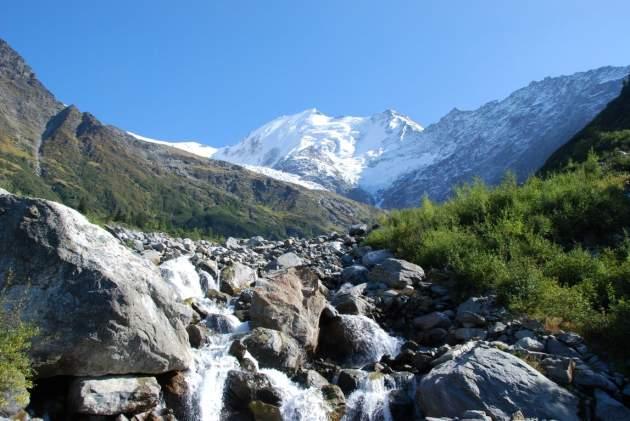 Le montagne de Haue Savoie